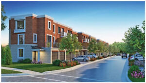 Brand new townhouse available for immediate occupancy