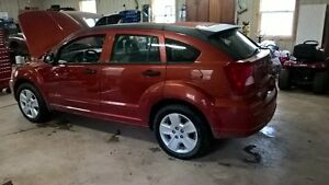 REDUCED. 2007 Dodge Caliber sxt Hatchback