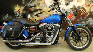 2003 Harley Dyna Low. EVERYONES APPROVED. Only $229 per month.