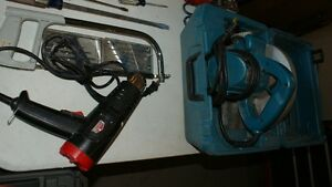 Power, Gas and many Hand Tools