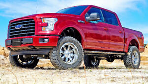 4.5 inch Lift Kit - 2015-2017 Ford F-150 4WD IN STOCK!