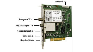 Hauppauge WinTV-HVR-1600 ATSC/ClearQAM/NTSC TV Tuner MC-Kit PCI Peterborough Peterborough Area image 3