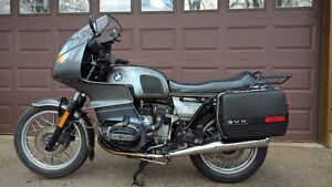BMW R100RS 1000 in exellent condition safetied