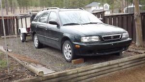 1998 Suzuki Esteem Wagon