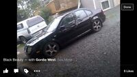 Have 2 sets of VW wheels for sale