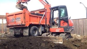 Canadian Custom Excavation/ CCEX Contracting London Ontario image 8