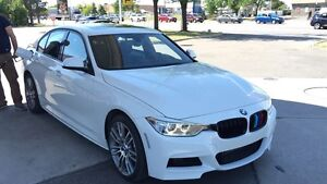 2013 BMW 335i m sport package,6 speed manual