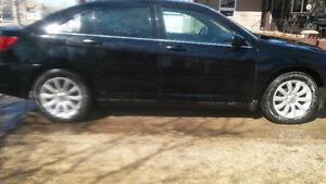 2012 Chrysler 200-Series Touring Sedan Wholesale price.