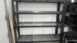 Heavy duty shelves and wire shelving,