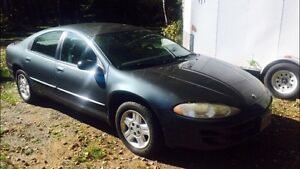 2002 Chrysler intrepid . Parts or Repair. Best Offer