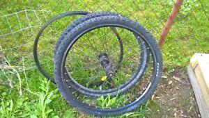 bike rim lot