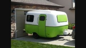 WANTED Boler Bigfoot scamper Trillium Trailer Any CoLoR