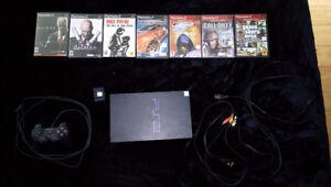 Decent Condition PS2 for sale
