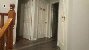 Townhouse for rent available immediately in east Hamilton