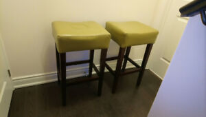 Bar Stools nice condition $35 pair