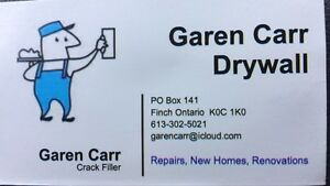 Drywall services Cornwall Ontario image 1