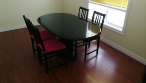 Used Dinning Tables & Chairs