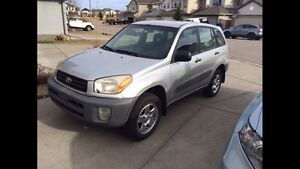 SUPER RELIABLE 2001 RAV4 $2999