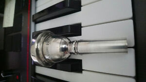 Bass Trombone 1 1/2gm Vincent Bach Mouthpiece
