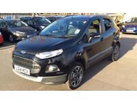 2014 Ford EcoSport 1.5 Titanium (X Pack) Manual Petrol Hatchback