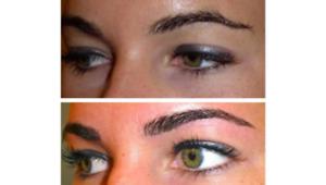 Maquillage semi-permanent des sourcils GRATUIT