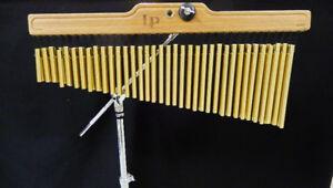 Wind chimes en laiton/Brass LP® 72 bars Vintage (1986)