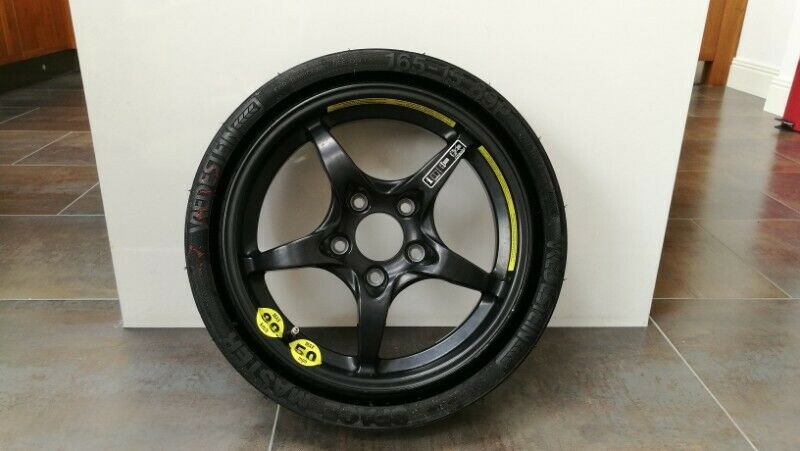 Mercedes Space saver Alloy wheel and tyre as New