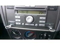 Ford 6000CD Radio.