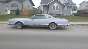 1979 Lincoln Mark Series Coupe (2 door)