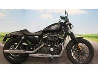 Harley Davidson XL 883 N Iron 2015