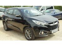 2013 Hyundai Ix35 2.0 CRDi SE Nav 5dr ESTATE Diesel Manual