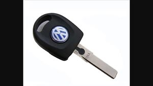 VW/Audi keys and other services