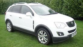 Vauxhall/Opel Antara 2.2CDTi ( 163ps ) ( AWD ) 2231cc auto 2012MY SE NAV -