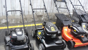 LAWNMOWERS  FOR SELL from $80