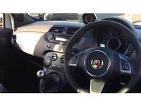 2014 Abarth 595 1.4 T-Jet Competizione 3dr Manual Petrol Hatchback