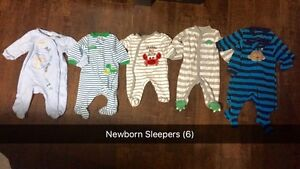 HUGE lot of Baby Boy clothes newborn-3-6months