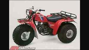 Looking to buy a Honda three wheeler