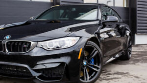 Like New BMW M4 - 9000 Kms