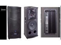Mackie SR1530 Active PA Speakers Powered (Pair) QUICK SALE - Fr. £800 - £700