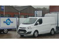 Ford Transit Custom Van 2.0TDCi 270 L1H1 Limited with Polyshield