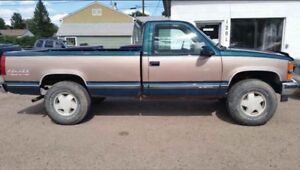 Wanted 1988-1998 chev/gmc 4x4