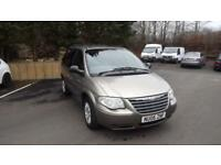 7 Seat Chrysler Voyager 2.5CRD SE manual 5 speed Glasgow Scotland