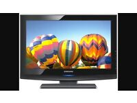 "32"" SAMSUNG LCD HD TV BUILT IN FREEVIEW"