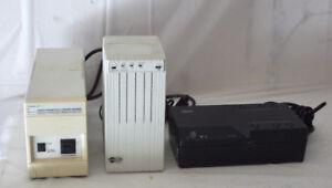 Computer uninterruptable power supply. (UPS)