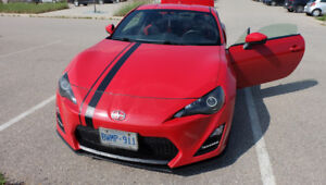 2013 Scion FRS Auto + With Upgraded Titanium Exhaust
