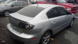 2007 Mazda 3 for sale' $1900. Call:437-345-7084