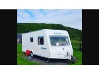 Bailey Ranger 550/6 Berth (2008) with motor mover.