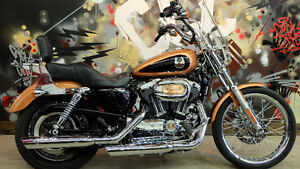 2008 Harley Sportster 1200 105th Anniversary. Only $208 a month.