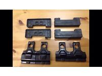 Thule rapid fitting kit 1454 Nissan qashqai or some fords
