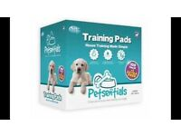 Puppy training pads brand new 105 large pads